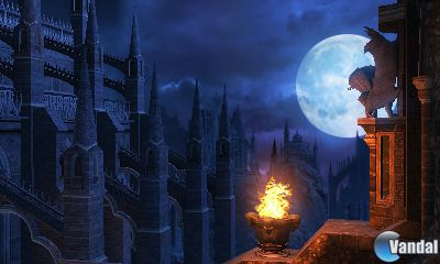 Castlevania: Lords of Shadow - Mirror of Fate nos muestra nuevas im�genes e ilustraciones