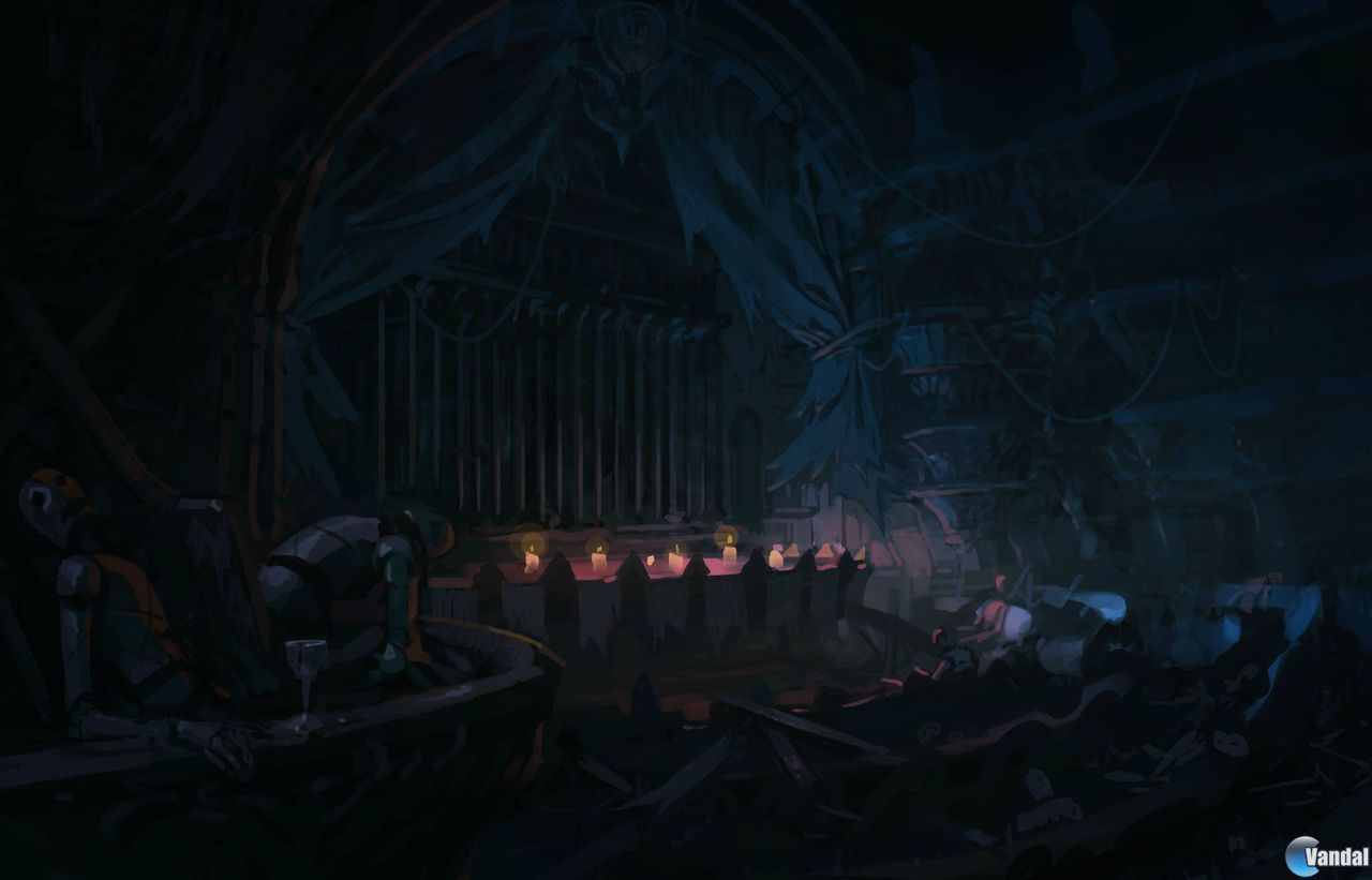 Nuevas imgenes e ilustraciones de Castlevania: Lords of Shadow - Mirror of Fate