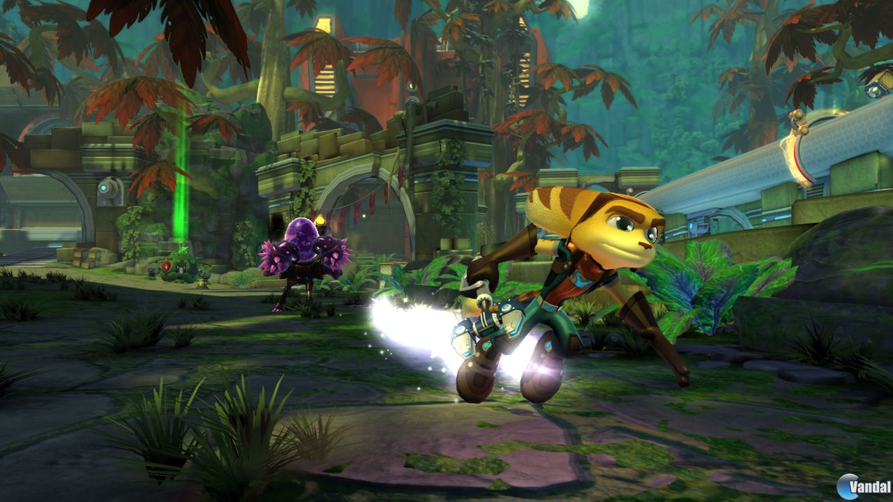 Detallados los elementos 'tower defense' de Ratchet & Clank: QForce