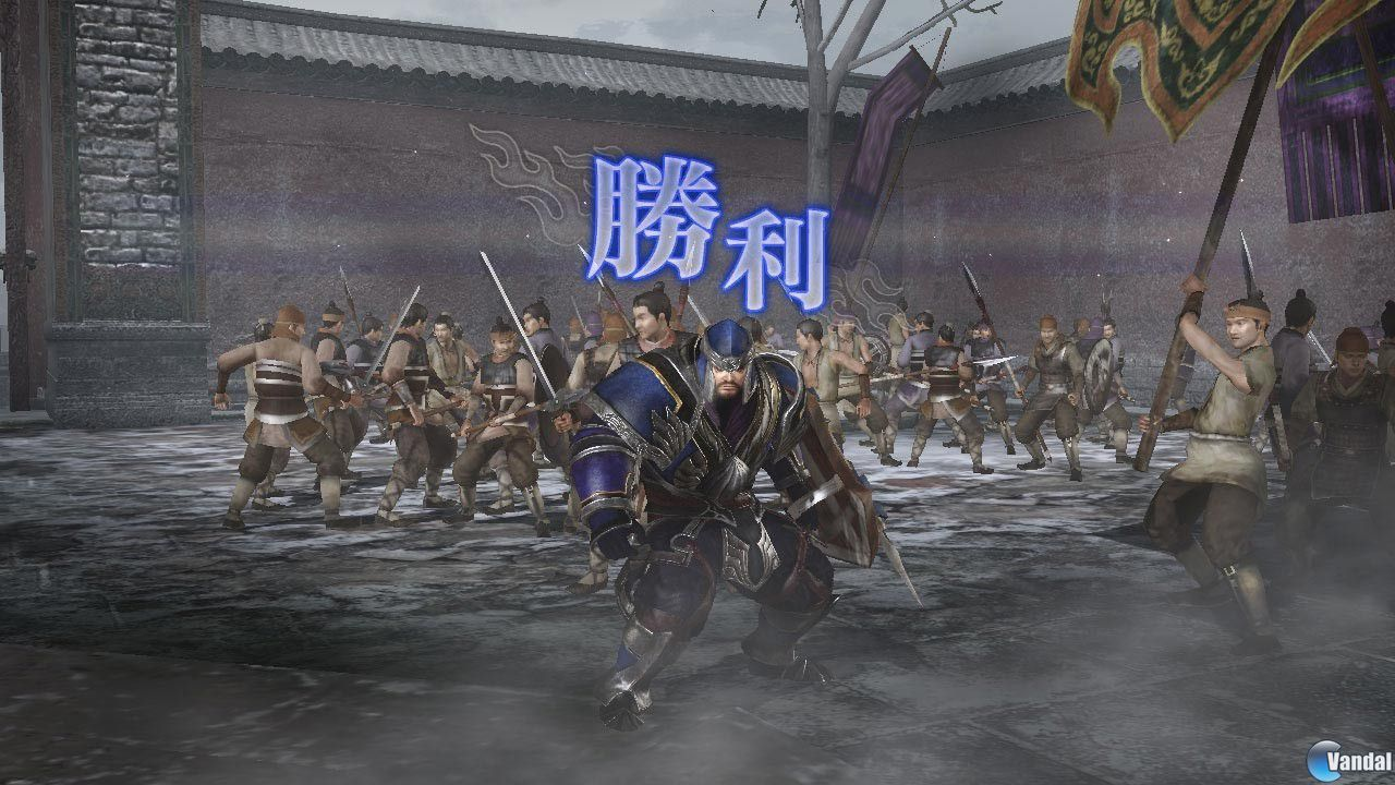 Nuevas im�genes de Dynasty Warriors 7 Empires