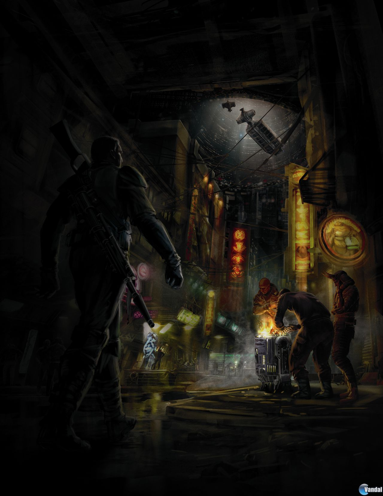 Star Wars 1313 se luce en nuevas imgenes y vdeo