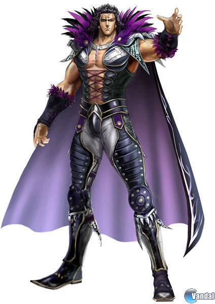 Nuevas ilustraciones de Fist of the North Star Musou 2
