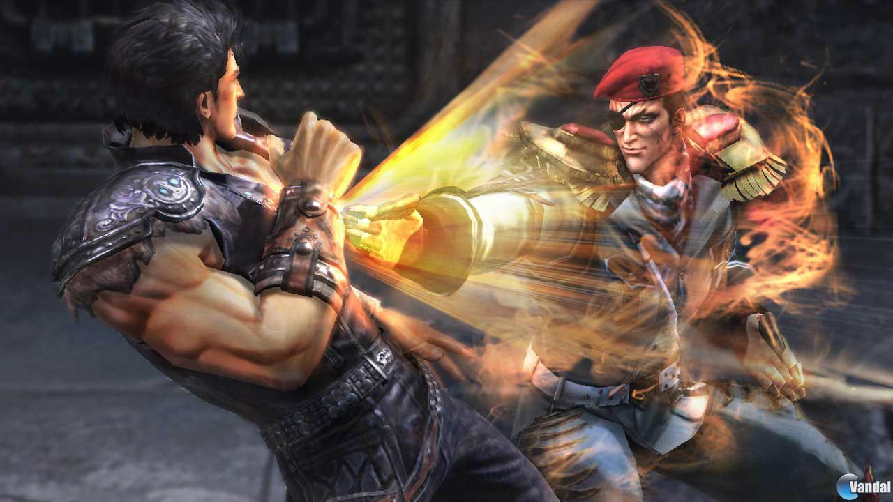 Primeras imgenes de Fist of the North Star Musou 2 para Wii U