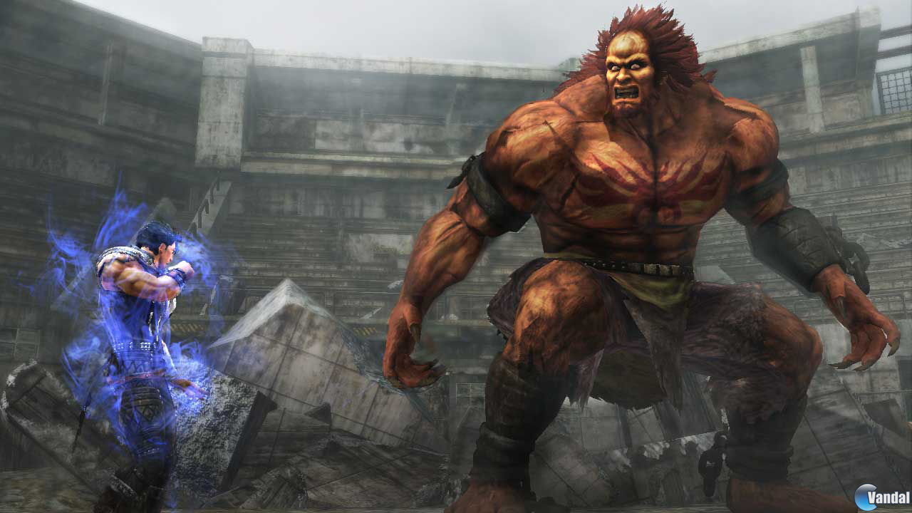 Primeras im�genes de Fist of the North Star Musou 2 para Wii U
