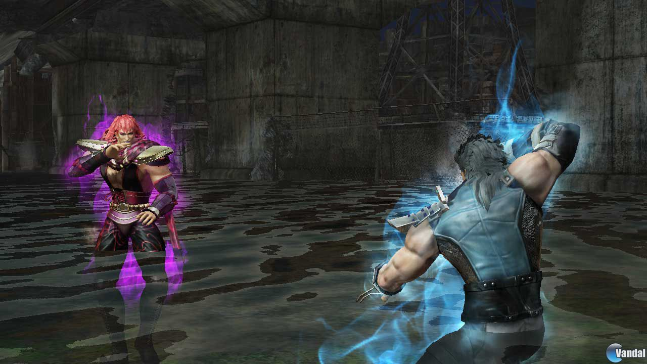 Nuevas imgenes de Fist of the North Star Musou 2