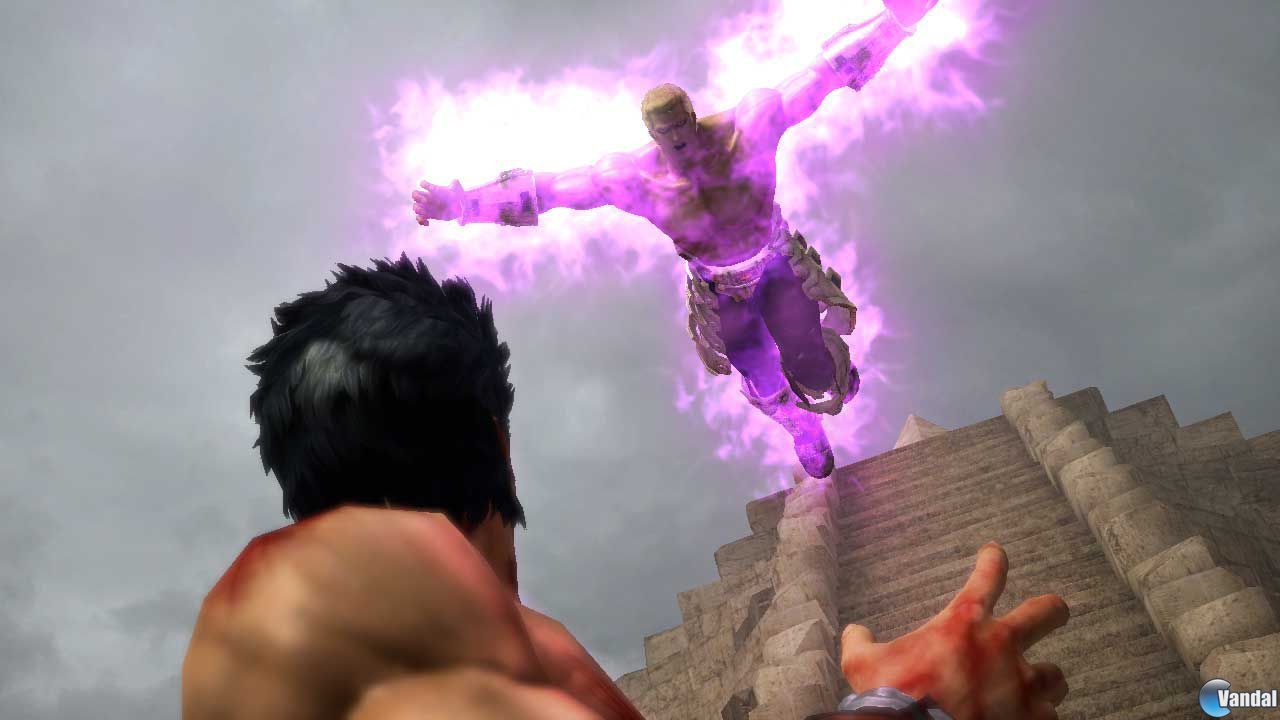 Nuevas im�genes de Fist of the North Star Musou 2