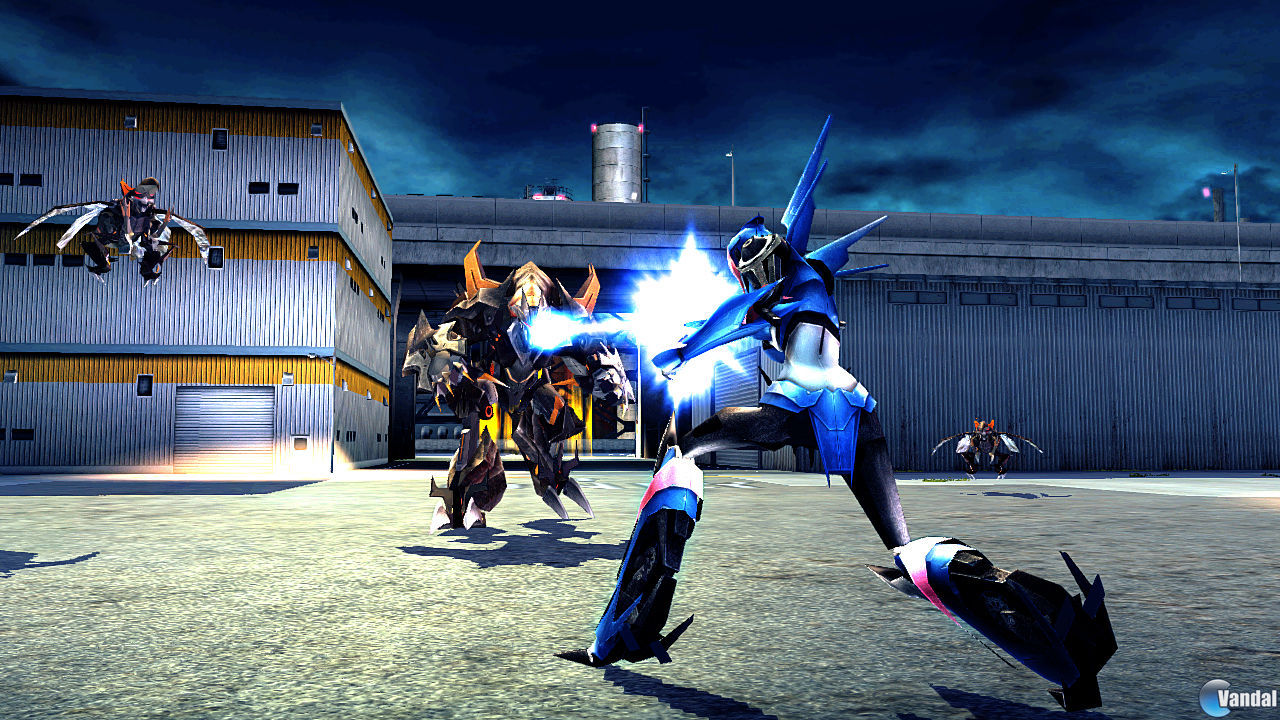 Transformers Prime se muestra en Wii U