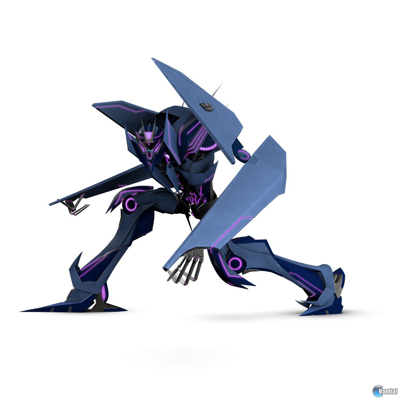Nuevas ilustraciones de Transformers Prime
