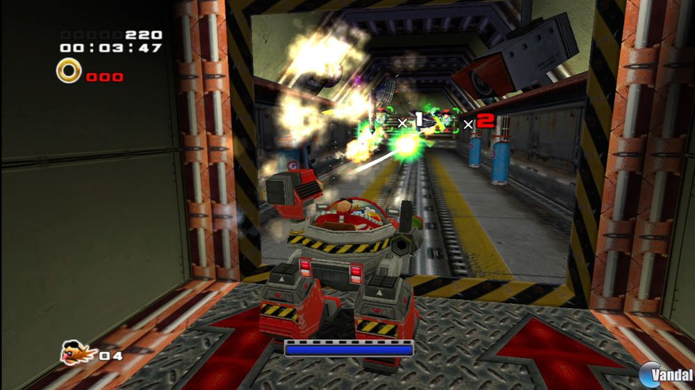 [Aporte]Sonic adventure 2 llegara a PSN y Xbox Live