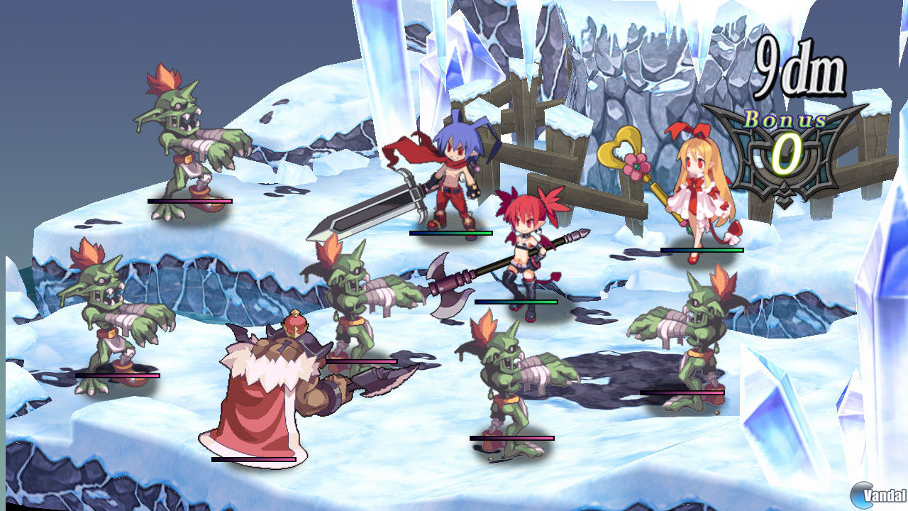Disgaea D2 nos trae nuevas imgenes