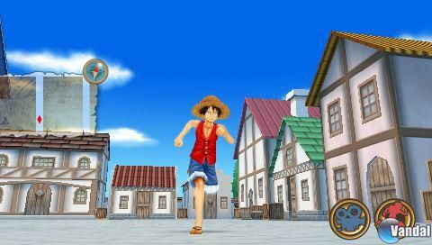 Nuevas imgenes para One Piece Romance Dawn