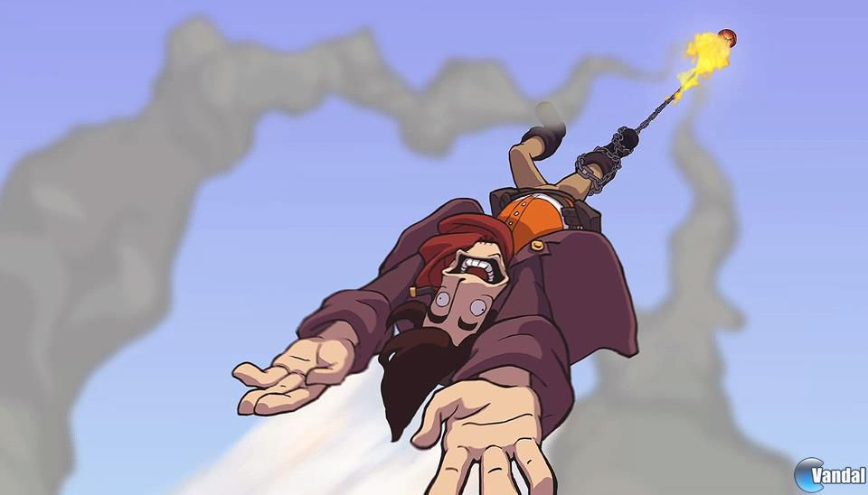 FX Interactive traer La fuga de Deponia a Espaa localizada al castellano