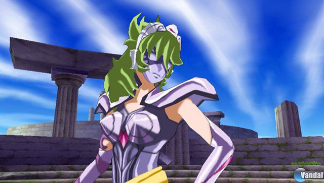 Nuevos caballeros se unen a la lucha en Saint Seiya Omega Ultimate Cosmos