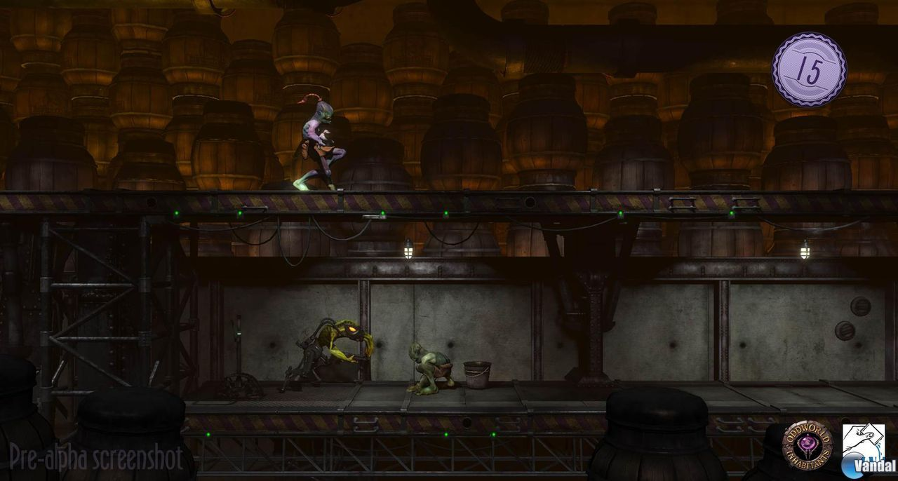 Abe's Oddysee HD muestra una nueva imagen