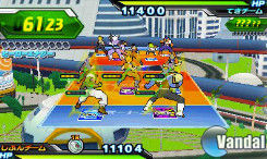 Dragon Ball Heroes: Ultimate Mission - 3DS - Tráiler ND Japón 201282063041_3