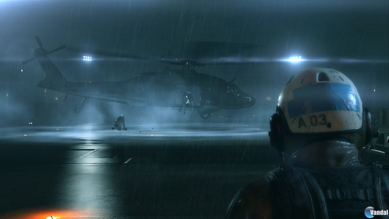 Metal Gear Solid: Ground Zeroes tendr� ciclos horarios
