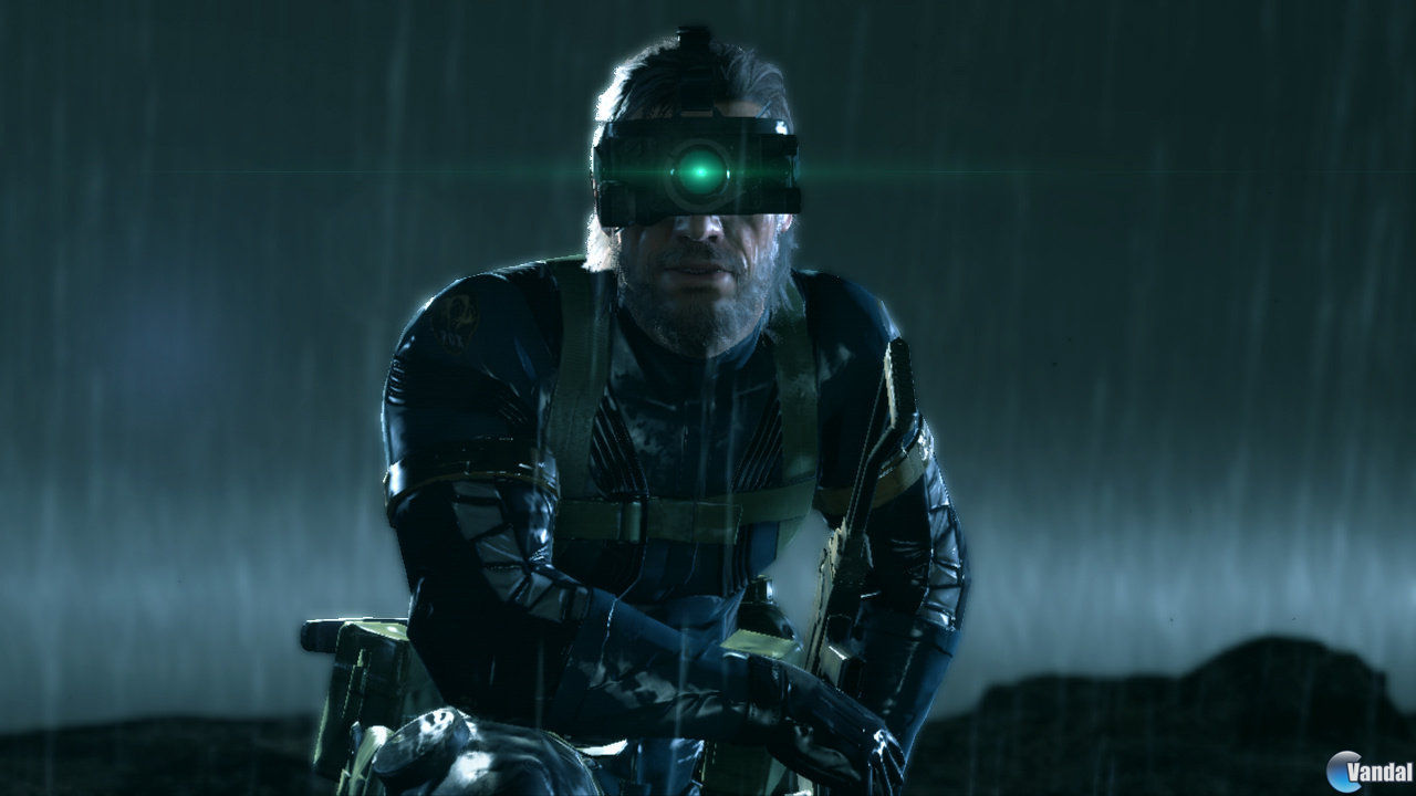Metal Gear Solid: Ground Zeroes tendr ciclos horarios