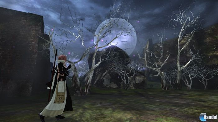 Lumina se deja ver en las nuevas imgenes de Lightning Returns: Final Fantasy XIII