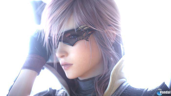 Lumina se deja ver en las nuevas im�genes de Lightning Returns: Final Fantasy XIII