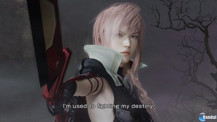 Lumina se deja ver en las nuevas imágenes de Lightning Returns: Final Fantasy XIII