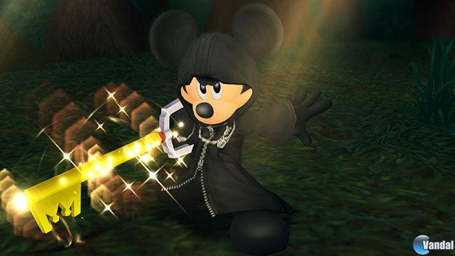 Kingdom Hearts HD 1.5 ReMIX muestra nuevas pantallas