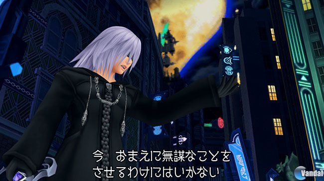Kingdom Hearts HD 1.5 ReMIX muestra nuevas pantallas