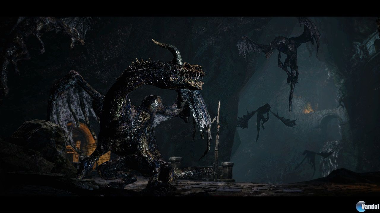 Capcom anuncia Dragon's Dogma: Dark Arisen