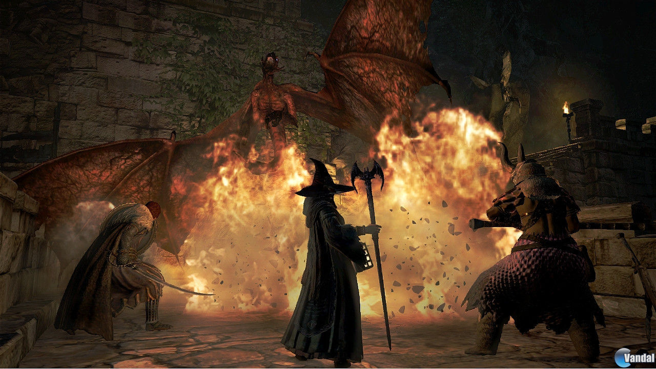 Dragon's Dogma: Dark Arisen confirma su lanzamiento europeo para el 26 de abril