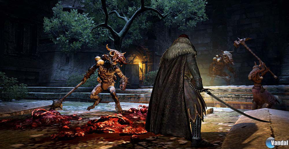 Dragon's Dogma: Dark Arisen se sigue mostrando