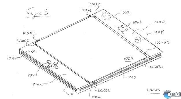 Sony patenta 'EyePad', una tableta para PS3