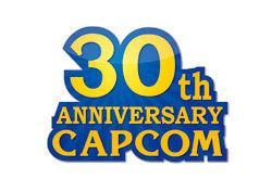 Capcom presenta su logo del 30º aniversario
