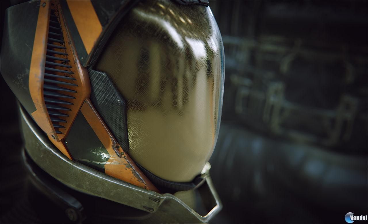 Epic Games muestra un casco hecho con Unreal Engine 4