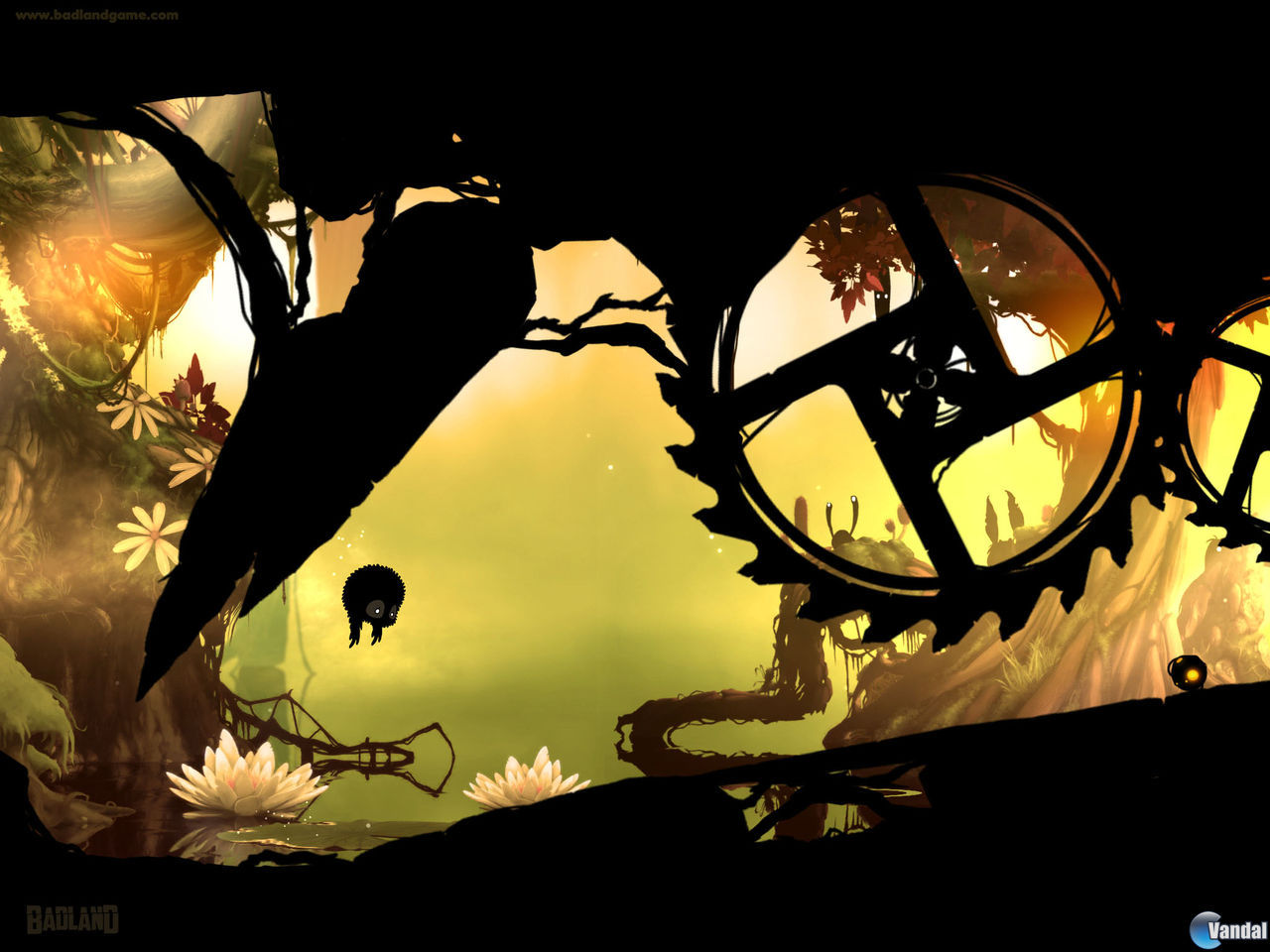 Se anuncia Badland para iOS