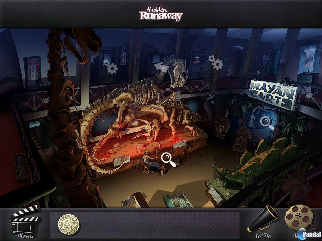 Hidden Runaway, lo nuevo de Pndulo, ya disponible en la App Store