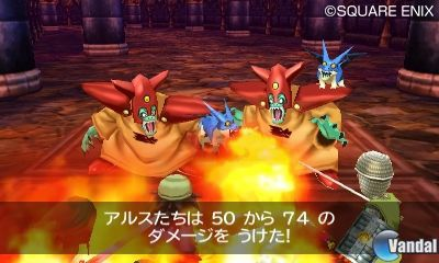 M�s im�genes de Dragon Quest VII