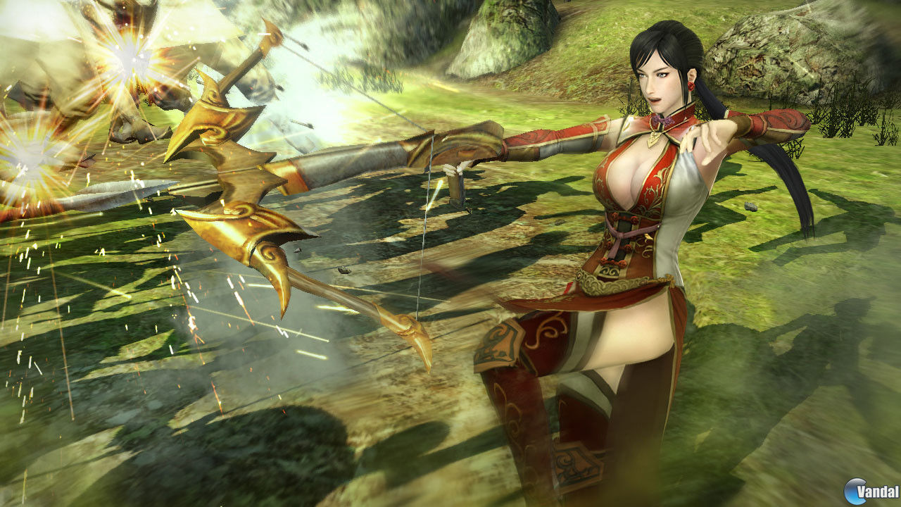 Ms imgenes de Dynasty Warriors 8