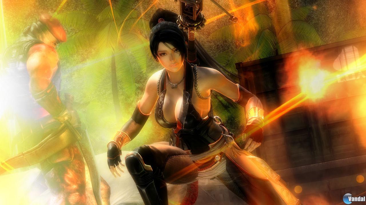 Nuevas imágenes de Ninja Gaiden 3: Razor's Edge para PS3 y Xbox 360