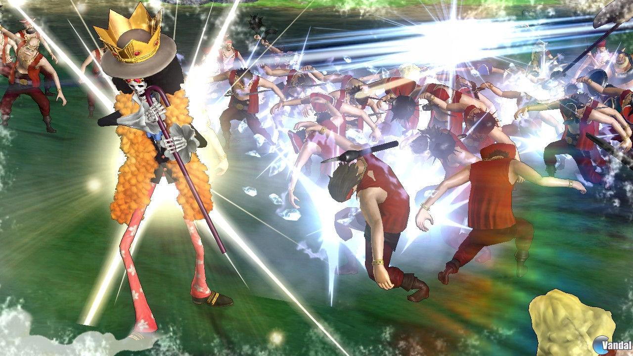 Nuevas imágenes de One Piece: Pirate Warriors 2