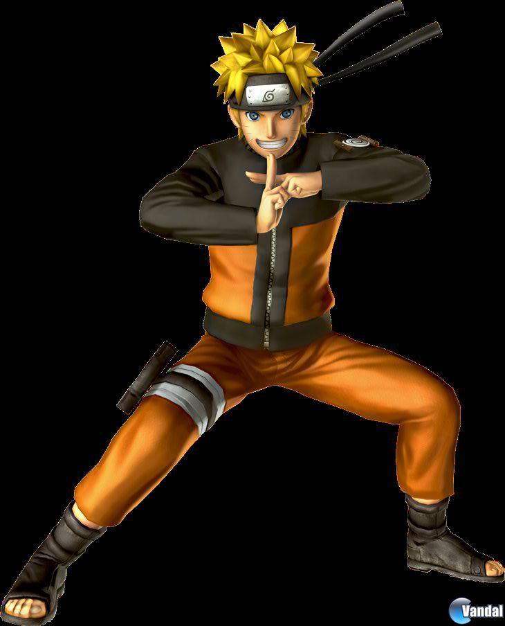 Naruto Se Presenta En J-Stars Victory Vs Junto A Goku