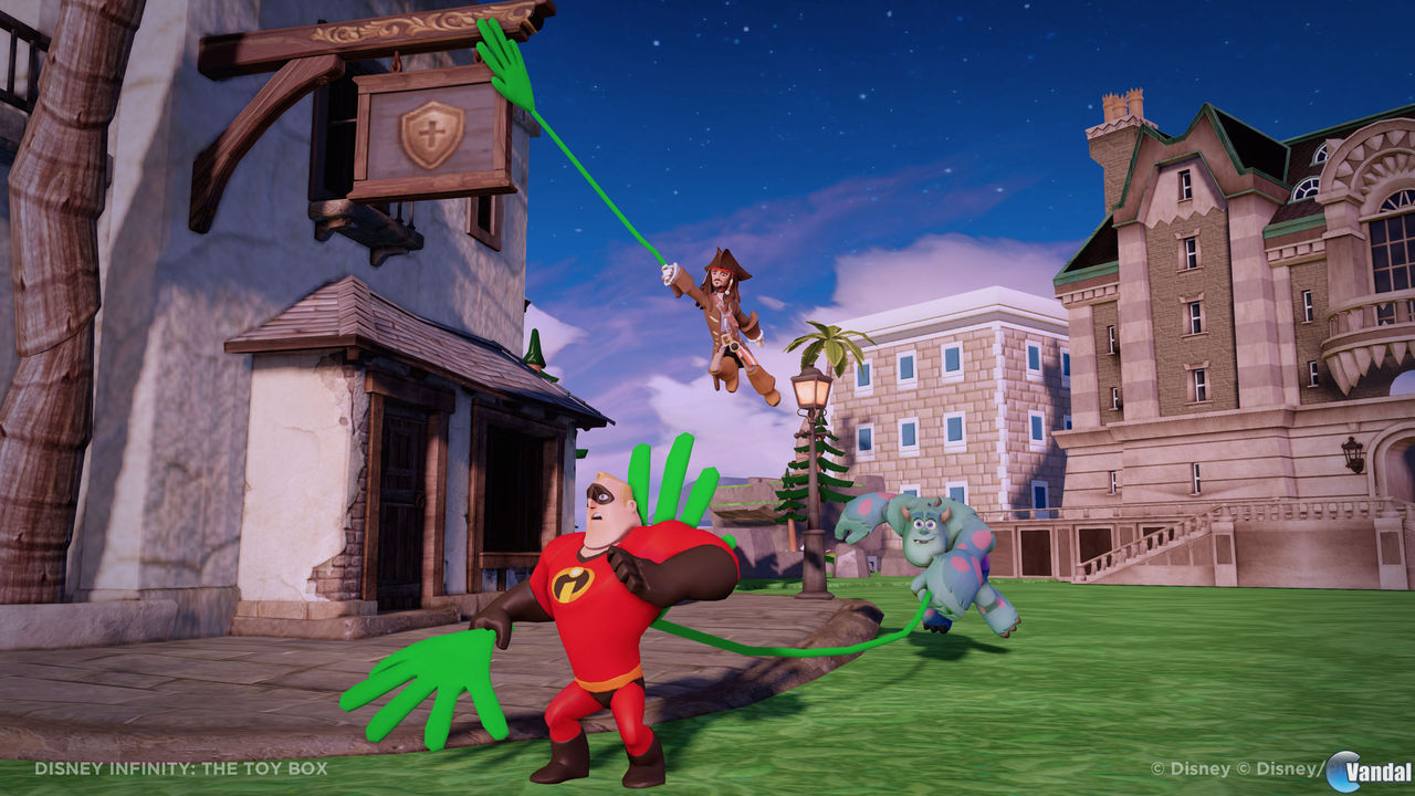 Disney Infinity se presenta oficialmente