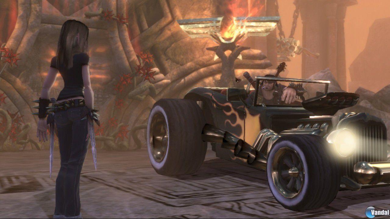 Brutal Legend confirma su llegada a PC