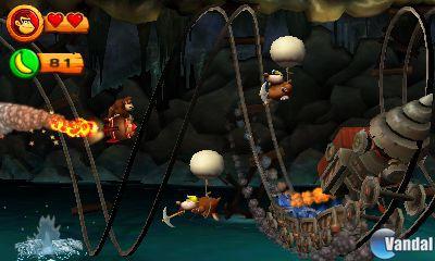 Donkey Kong Country Returns llegar� a Nintendo 3DS