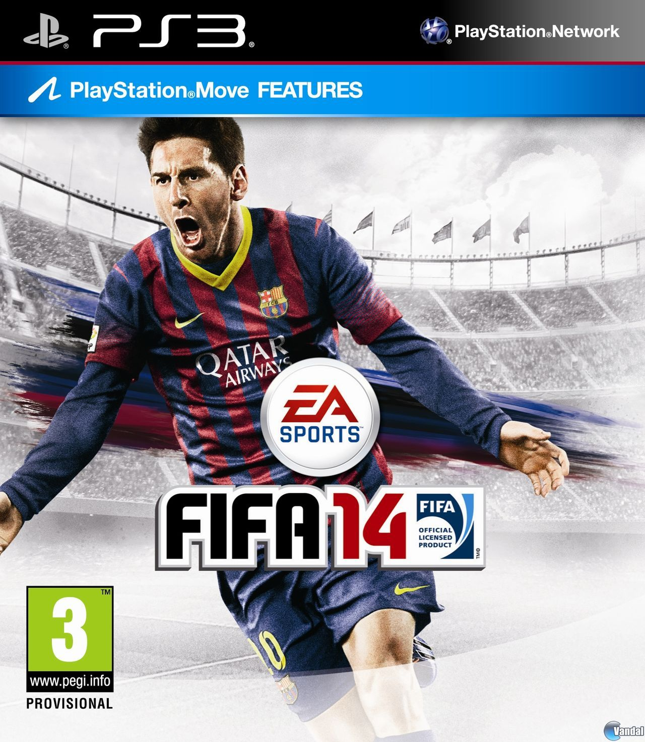 Download image Fifa 14 Ps3 Lanzamiento 26 9 2013 Xbox360 PC, Android ...