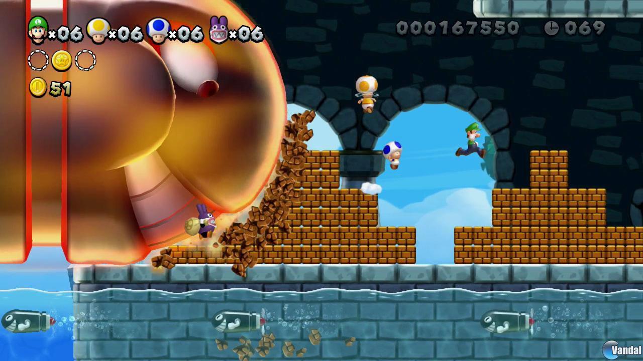 New Super Luigi U llegará el 20 de junio