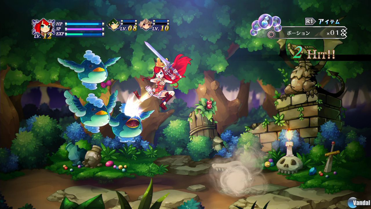 Post -- Battle Princess of Arcadias -- Gameplay Battle-princess-of-arcadias-2013619191612_18