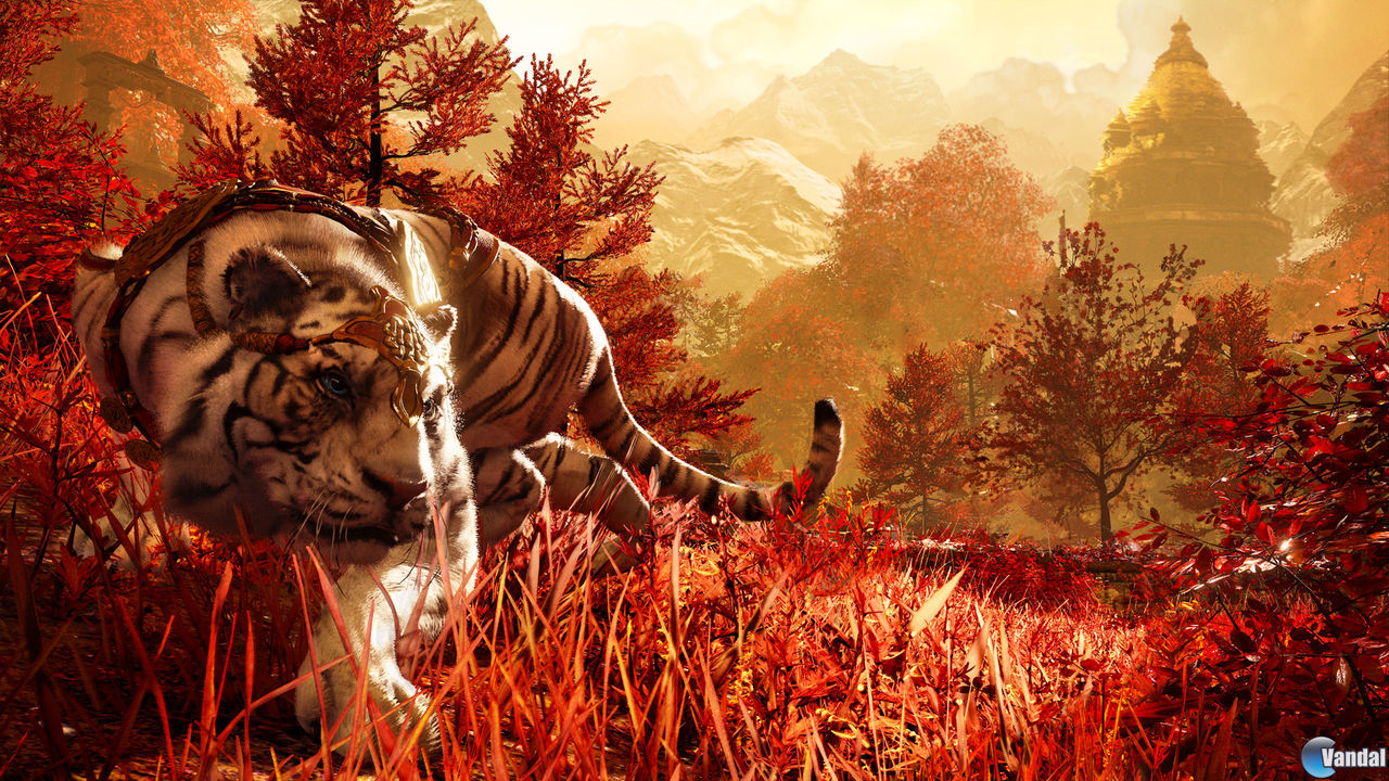 Far Cry 4 esconde un final alternativo cerca del inicio