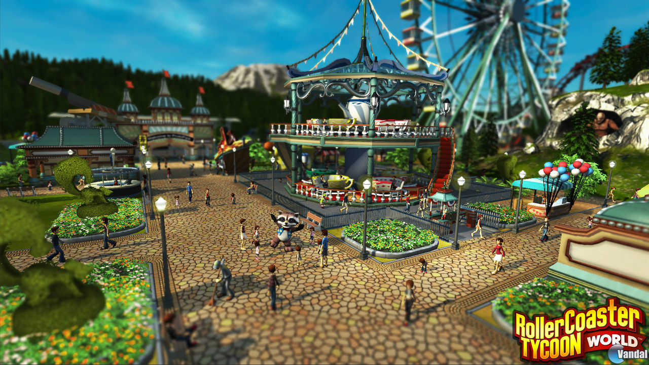 Theme Park Tycoon Games Management Sim - The best free software ...