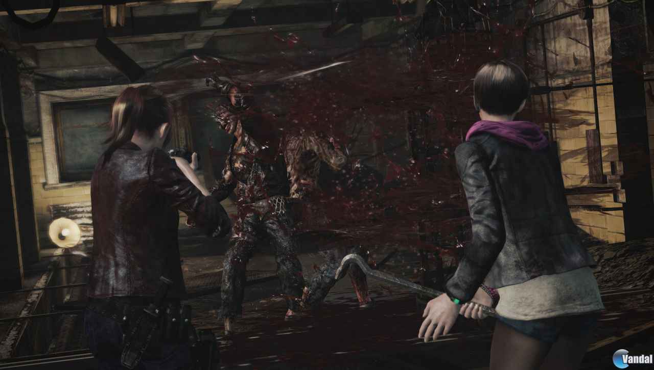 Nuevos detalles de Resident Evil Revelations 2