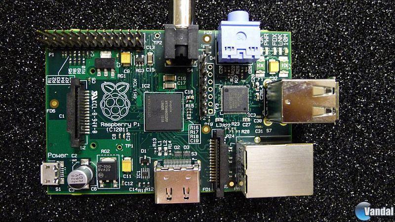 Raspberry Pi, el ordenador del tamaño de una tarjeta de crédito, se agota en horas