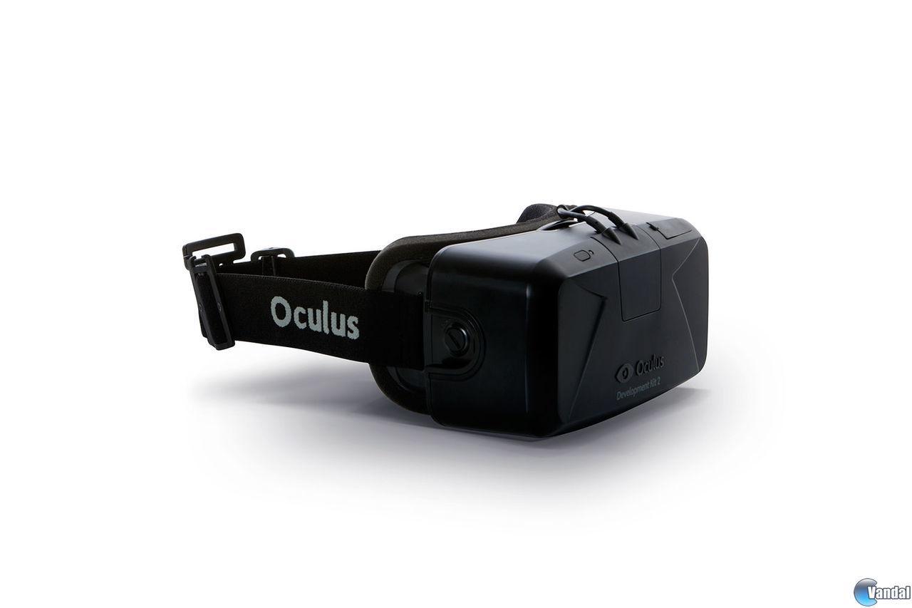 Oculus Rift muestra su nuevo kit de desarrollo